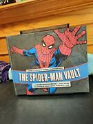The Spider-man Vault A Museum-in-a-book With Rare Collectibles Spun From Marvel