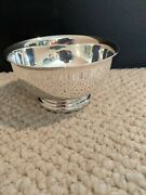 Gorham Silver Plate 5 Diameter Bowl Model Yc778-great Condition-free Shipping