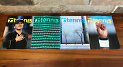 Lot Of 4 Tennis Magazine 2020 Bianca Andreescu Icons Of Change