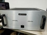 Audio Research Vacuum Tube Power Amplifier Vt100 Working