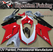 Fairings Kit For Ducati 848 1098 1198 2007-2012 09 10 11 Abs Injection Body Work