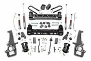 Rough Country 6in Dodge Suspension Lift Kit 06-08 Ram 1500 2wd