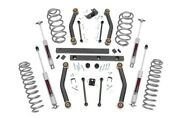 Rough Country 4 Suspension Lift Kit For Jeep Wrangler Tj 2003-2006