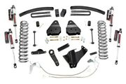 Rough Country 6in Ford Suspension Lift Kit Diesel 08-10 Super Duty F250/350