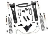 Rough Country 6in Ford Lift Kit|radius Arms W/v2 Shocks 08-10 F-250/350 4wd