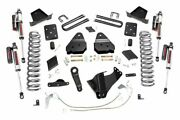 Rough Country 6in Ford Lift Kit|vertex 15-16 F-250|gas|overloads