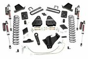 Rough Country 6in Ford Lift Kit|vertex 11-14 F-250 4wd|diesel|overloads