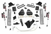 Rough Country 6in Ford Lift Kit vertex 11-14 F-250 4wd diesel overloads