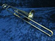 Yamaha Ysl 354 Trombone Ser120304a Student Package W/mpc Plays W/nice Sound