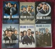 Blue Bloods Seasons 1 - 6 Used Complete Very Good Condition Season 1 2 3 4 5 6