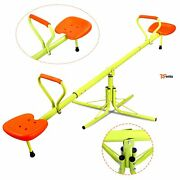 Space Saving Bouncer 360 Degree Spinning Space Sporting Double Fun Play - Rsenio