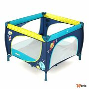 Portable Baby Travel Playpen Playard Play Fence Folding Yard Indoor Outdoor And