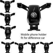 Horizontal And Vertical Universal Gravity Air Vent Car Mount Drive Phone Holder