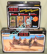 Tatooine Skiff And Guard 3-pack Star Wars Vintage Collection 3.75 Hasbro 2019