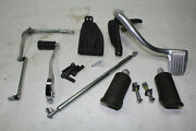 Dyna Mid Foot Controls + Brake Pedal + Shifter + Rod + Pegs Harley Fxd Eps23715