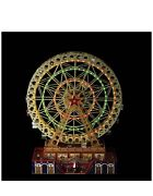 Mr. Christmas World's Fair Grand Ferris Wheel With Light And Music A M12