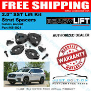 Readylift 2.0and039and039 Sst Lift Kit Strut Spacers For 2019-2021 Subaru Ascent - 69-9921