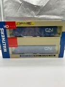 Walthers Gold Line Pullman-standard 60' Auto Box Car-double Door 2-pack Cn Dn