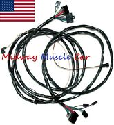 Rear Body Wiring Harness 61 62 63 64 Chevy Chevrolet Corvair Monza Spyder Turbo