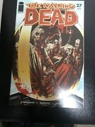 The Walking Dead 27 20061st App Of The Governor 1st Print High Grade