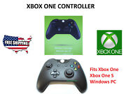 New Black Wireless Game Controller For Microsoft Xbox One / One S And Windows 10