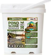 Cabin Obsession Pond Sludge Remover – Beneficial Pond Bacteria And Enzyme Treat...