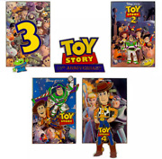 Limited Edition Toy Story 25th Anniversary Pin Set 2020 Disney Movie 1/1600