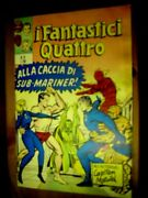 Fantastic Four 27 Italian Edition First Dr Strange Team Up 2nd X-men Solo Fn