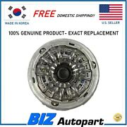 Genuine Dct Trans Double Clutch Set For 12-17 Hyundai Veloster Oe 41200-2a001