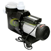 2.5hp In/above Ground Swimming Pool Sand Filter Pump Motor Strainer For Hayward