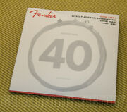 073-5250-402 Fender Musicmaster/bronco/mustang Bass Strings 5250 Short Scale