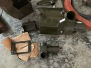Military Jeep Heater Complete Set Hester Mutt