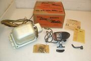 Vintage 1940and039s 1950and039s Nos Maicoand039s Dim-o-matic Headlight Dimmer Kit Gm Ford Mopar