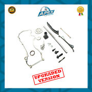 Vauxhall Corsa Mk Iii 1.3 Cdti Timing Chain Kit For A13dtc Engine - Upgraded