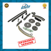 Citroandeumln Relay 3.0 Hdi Engine F1ce048130dt Timing Chain Kit 504310251 -upgraded