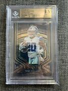 Panini Select 2019 Rookie Selection Tony Pollard One Of One 1/1 Dallas Cowboys