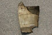 1961 1962 1963 Lincoln Left Front Wheel Well Cover Panel