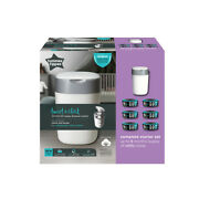 Tommee Tippee Twist And Click Tub With 6 Cassettes