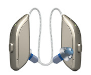 Pair Of Gn Resound One 9 Or 7 Rechargeable Bluetooth Mandrie Hearing Aids