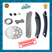 Opel-renault-vauxhall 1.6 Dci Cdti Engine R9m413 Timing Chain Kit - Upgraded