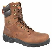 Thorogood 814-3185 Thoro-flex 8 Waterproof Work Boot Leather Comfort Med And Wide