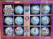 Lol Surprise Ultimate Collection 12 Dolls Balls Series 1 Waves 1