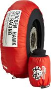 Chicken Hawk Racing Privateer Tire Warmers Front 110-120 Rear 180-205 Dual Temp