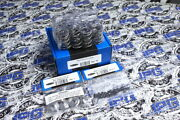 Supertech 80lb Dual Valve Springs Ti Retainers Keepers For Honda Prelude H22
