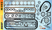 Buick Straight 8 1934-53 233 /248 /263 Series 40 And 50 Full Engine Gasket Set