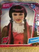 Monster High Draculaura Wig Andndash Child Costume Accessory
