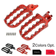 Nicecnc Foot Pegs Pedals Footrests For Honda Crf250l 2012-2021 Rally 2017-2021