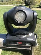 High End Systems Studio Color 250 Club Stage Dj Dmx Zoom For Parts Damaged