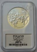 Poland 20 Zlotych 2003 Easter Wet Monday Smigus-dyngus Colored Proof