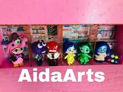 ❤️lol Surprise Doll Custom Inside Out Main Characters Doll Set 😍